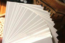 Conseil d'Ivoire 350gsm pour l'emballage du papier