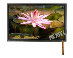 Nextek 10.1'' IPS 1280*800 LVDS (40p) 1.000 nits de LCD