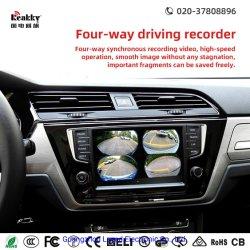 Venda a quente Alarme Universal para Automóvel com alta qualidade de marcação & RoHS certificados para aluguer de carro e de Câmara HD Monitor LCD para condução de automóveis e sistema de auxílio ao estacionamento e aluguer de vídeo do DVR