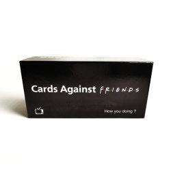 البطاقات ضد الأصدقاء - كيف تفعل؟ لعبة بطاقة الحفلات للمعجبين من الأصدقاء الذين يتم التلفاز
