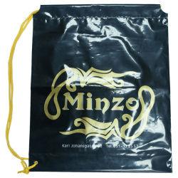 Saco de giro, String saco de plástico, com uma corda de plástico bag (HF-17111001)