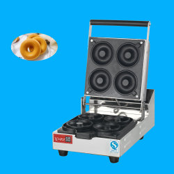 Mini Industrial Donuts Waffle Baker