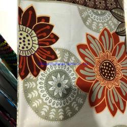 compañía de comercio exterior textiles Wandu de Zhejiang, la exportación de tejido de microfibra poliéster tela, estampados textiles