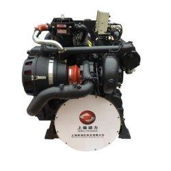 Motore diesel Turbocharged di vendita di Sdec 6 di inizio elettrico brandnew caldo dei cilindri per uso marino