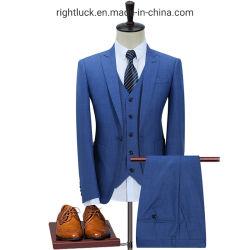 Beste Form-Männer `S Blazer-Umhüllungen-Smoking-Weste-Hosen-formale Klagen für Büro-Hochzeit u. Partei-Abnützung