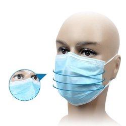 جهاز التنفس الصناعي الطبي الجراحي Ffp2 3 Ply Disposable Kf94 N95 N99 الغبار الجراحي 3 طبقات N 95 قناع الوجه للفم