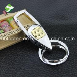 Heißes Verkäufe Soem-Firmenzeichen-luxuriöses Mann-Geschäfts-Schlüsselring-Auto