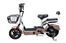 12''recreational электрический велосипед со свинцово-кислотного аккумулятора 350W