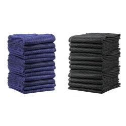 Échantillon gratuit bon marché se déplaçant des couvertures de coton