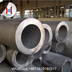 200mm Tubo inox 1.4404 Extra espesso muro de Aço Inoxidável tubo sem costura Tp316L