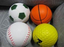9 pulgadas de PVC de PU de béisbol y softbol de bola suave Custom