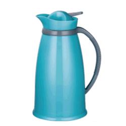 Pot de café en plastique/dépression la verseuse en verre