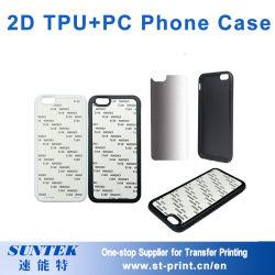 3D Sublimação Foto Personalizado tampa da caixa de Telefone para iPhone x