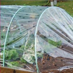 Usine de plastique de jardin Hangar agricole de PEBD 200mic Film de serre