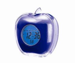 مؤشر LED Wake Up Radio Speaker Digital Alarm Clock (ساعة التنبيه الرقمية لس