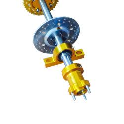 L'alluminio lavorato CNC di precisione di alta qualità va parte di Kart