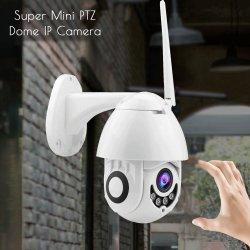 WiFi Kamera im Freien PTZ Geschwindigkeits-Abdeckung CCTV-Überwachungskameras IP-Kamera WiFi Außen2mp IR der IP-Kamera-1080P Hauptüberwachung