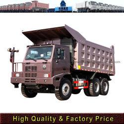 prix d'usine Sinotruk HOWO 70t 420HP lourd et le devoir d'exploitation minière dans les meilleures de camion à benne basculante de vidage de camions et de meilleurs prix