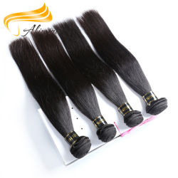 Строгий контроль качества 100% нового человеческого волоса Weft Бразилии