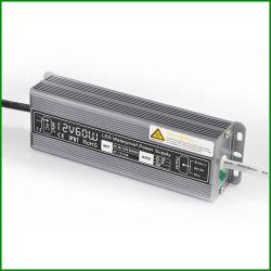 Una tensión constante exterior impermeable IP67 110/220 V AC a DC 12V 30W 40W 60W 100W 120W 150W 200W LED 300W Transformador de potencia