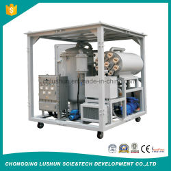 Lushun Zrg 12000L/H Turbine purificateur d'huile de retirer l'eau de l'huile