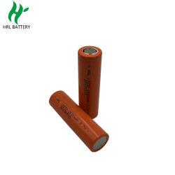 18650 zylinderförmige Lithium-Batterien der Batterie-3.7V 1200mAh