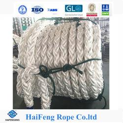 Haifeng PP 8 brins de corde d'amarrage de fournisseur de ligne