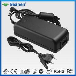Portable personnalisé 50W 2une puissance AC adaptateur 24V DC