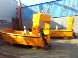 La vie en fibre de verre bateau/bateau de sauvetage 4m 5m /6.5m/8,5 m