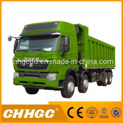 علامة تجارية للشاحنة التفريغ SAIC-Iveco Hongyan/HOWO/Dongfeng/Shacman من 340HP 8X4 من أجل الخيارات