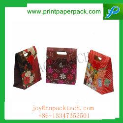 De façon personnalisée Mariage Cadeau de Noël ou sac de papier kraft de bonbons
