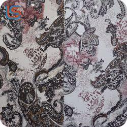 Transferencia de PVC Film Bolsa de cuero sintético para Artificial decorativa equipaje