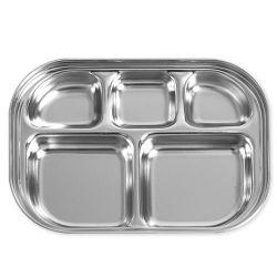 Cassetto del buffet del piatto del cassetto dell'alimento dell'acciaio inossidabile