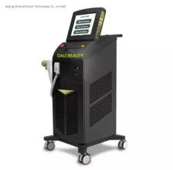 O mais potente máquina 755nm 808nm 1064nm Laser de diodo para remoção de pêlos de cor de pele