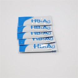 Un vassoio veloce della prova dei kit/Hbsag della prova di epatite B di punto