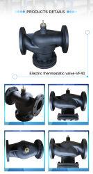 Válvula elétrica Vf40 da Válvula de Controle da Válvula Solenóide do eletroímã com ISO9001