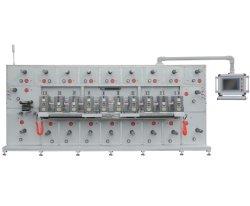 Film-stempelschneidene Drehmaschine des hohe Präzisions-automatischer Kleber-Tape/PVC mit China-Hersteller