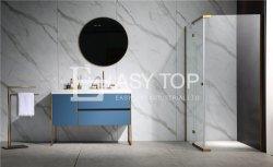標準的なイタリアのよい価格の1つの流し取付けられる商業プルシアンブルーの床-