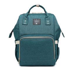 Commerce de gros Bag Sac bébé de grande capacité sac à dos sac à couches bébé ensemble bébé Sac de maternité mère d'usure