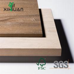 紫外線メラミン土台板MDFか両方1つは家具および建物のために味方する