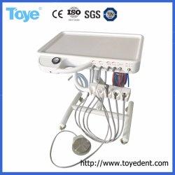 Фошань производства портативных полный комплекс мобильных стоматологических тележки щитка приборов