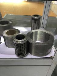 Het vrije Ss van de Fabriek van de Steekproef 304L 316L Netwerk van de Draad van het Roestvrij staal voor Filter
