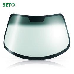 Finestra del portello di automobile/vetro automatico del parabrezza anteriore/tergicristallo automobilistico misura per Toyota Camry