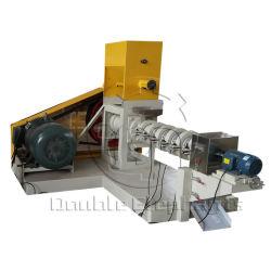 薄片の魚食糧機械乾燥した作成機械押出機の魚食糧押出機のドッグフード