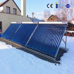 L'antigel à haute efficacité Panneau Solaire tube à vide avec Solar Keymark
