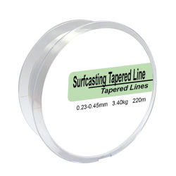 優秀な結節強さSurfcastingによって先を細くされるライン採取ライン