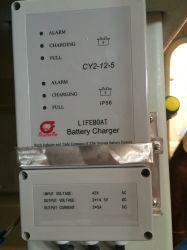 Bote Salvavidas cargador de batería de emergencia Cy2-12-5 para la venta