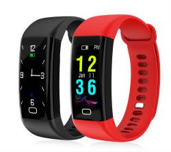 À prova de estilo quente F07 Rastreador de fitness da freqüência cardíaca Assista a pressão arterial bracelete inteligente