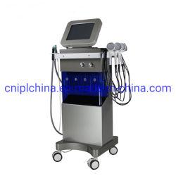 Cuidado de piel hidro jet de limpieza de la burbuja de oxígeno dermoabrasión SPA de belleza la máquina