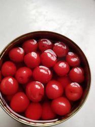 Les conserves de Cherry en provenance de Chine usine